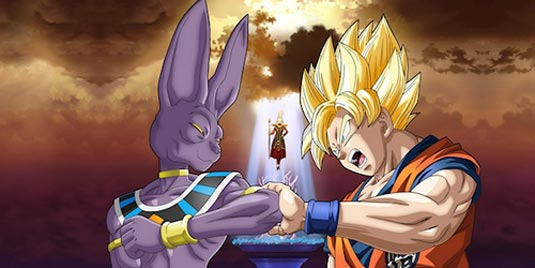 Dragon-Ball-Z-combat-des-dieux