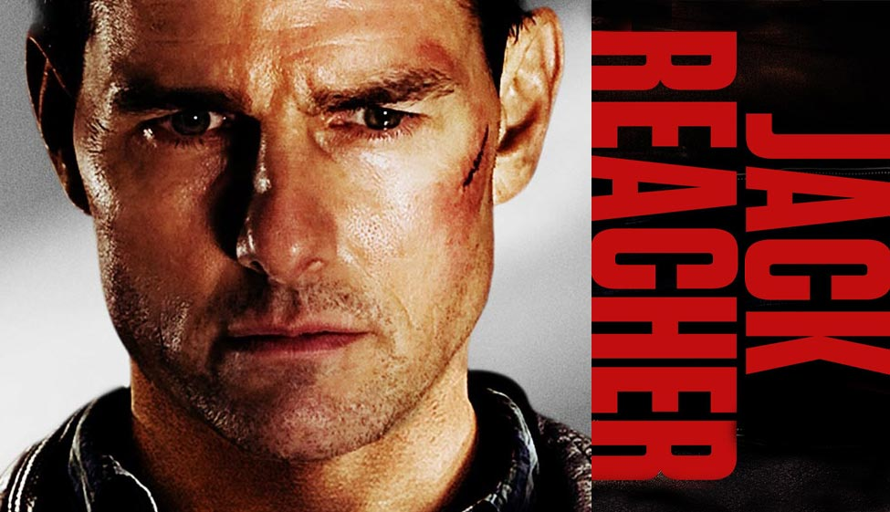 Image result for jack reacher poster