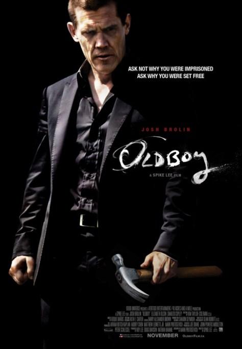Finale Oldboy poster