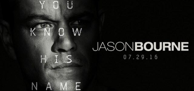 Bourne Again: Jason Bourne Review