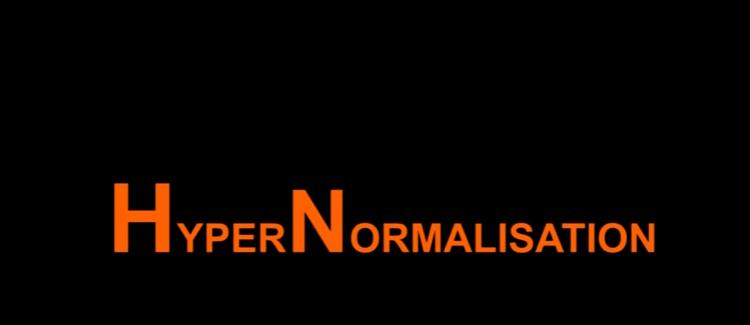 Adam Curtis releases HyperNormalisation