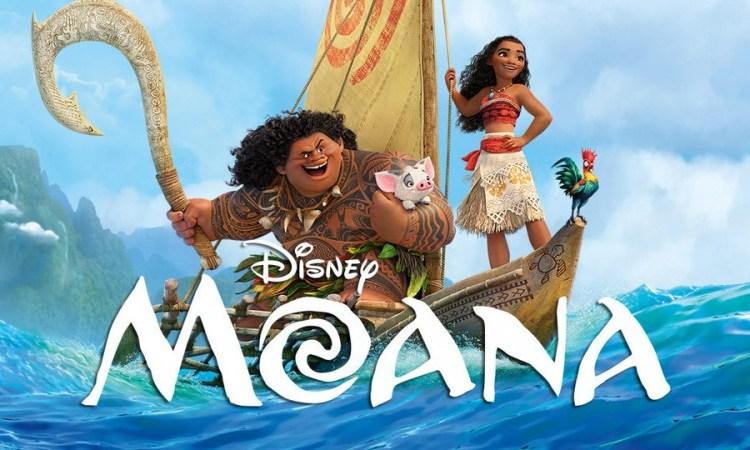 Moana (2016) Review