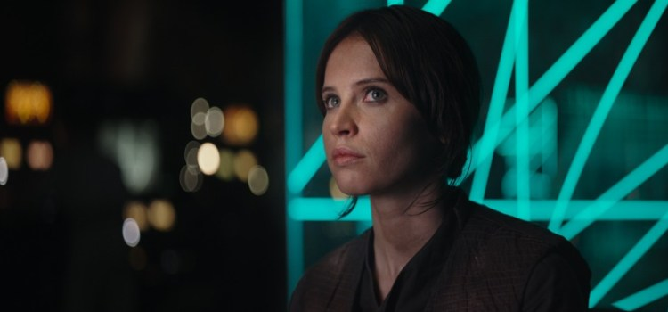 New Rogue One Clip Features In Jimmy Fallon Interview