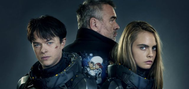 Debut Trailer For Valerian And The City Of A Thousand Planets