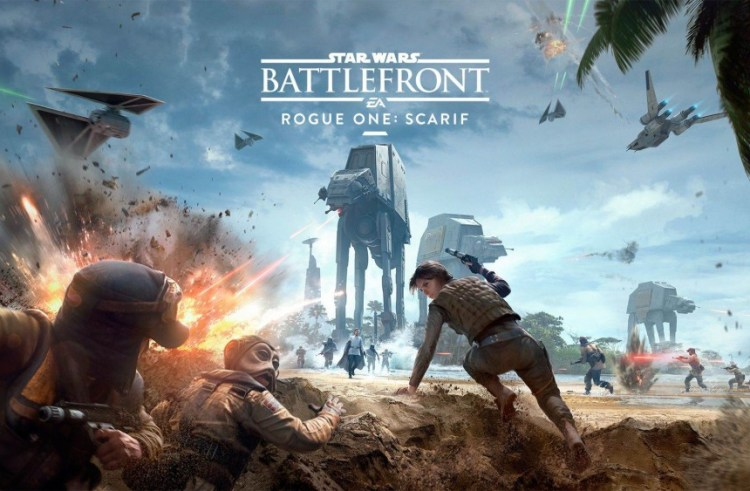 Star Wars Battlefront – Rogue One: Scarif Review