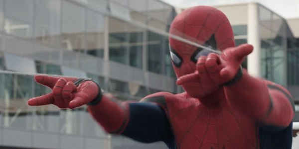 Get A Tease Of Spider-Man: Homecoming Ahead Of Thursday's Trailer