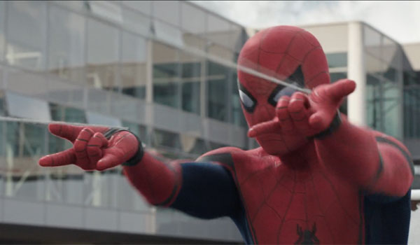 Spider-Man: Homecoming Theatrical Trailer Swings In