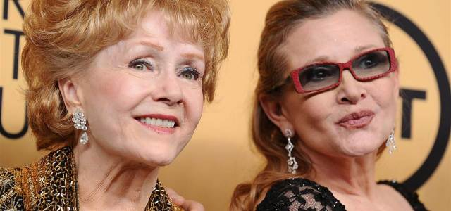 Hollywood Icon Debbie Reynolds Dies Aged 84