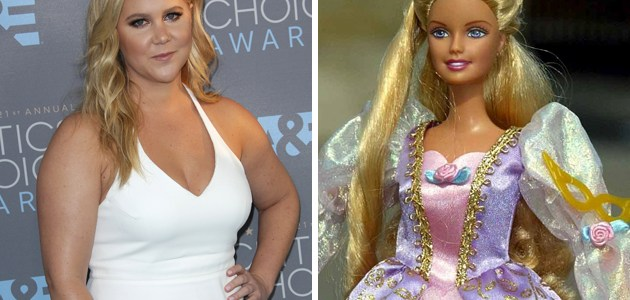 Amy Schumer Set To Play Barbie In Forthcoming Movie