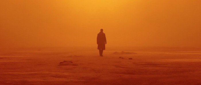 Stunning Teaser For Blade Runner 2049
