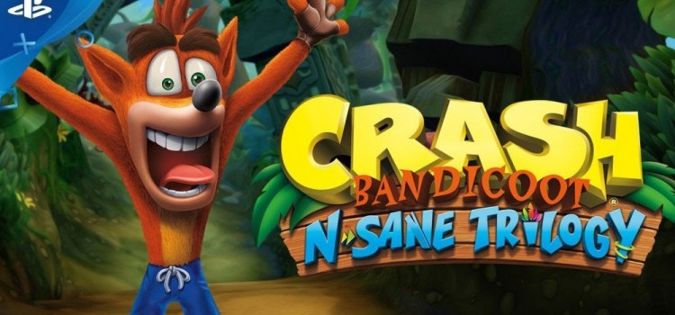 Crash Bandicoot N.Sane Trilogy Is Exactly What The World Needed