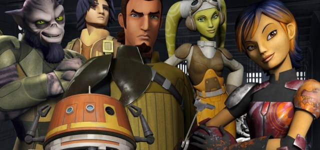 The Best Star Wars Rebels Characters