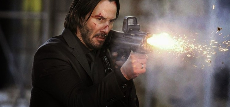 Enjoy A Symphony Of Violence With The New John Wick: Chapter Two Promo