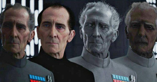 Fascinating Look At How Rogue One Resurrected Grand Moff Tarkin