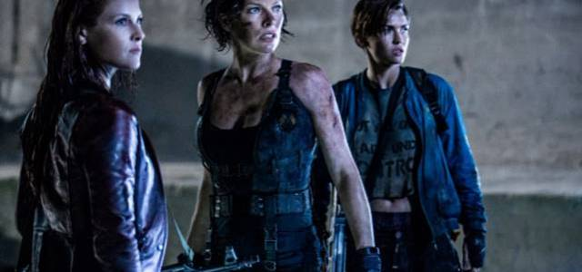 Alice Wants To Kill All Zombies In New Resident Evil: The Final Chapter Clip