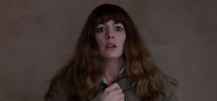 Side-Splitting New Trailer For Anne Hathaway's Monster Movie