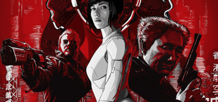 Thunderous Super Bowl Spot For Ghost In The Shell