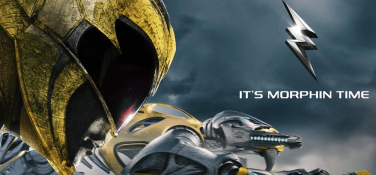 Power Rangers Character Posters Morph Online