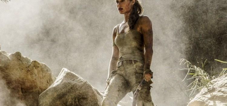 First Look: Alicia Vikander As Lara Croft In Tomb Raider