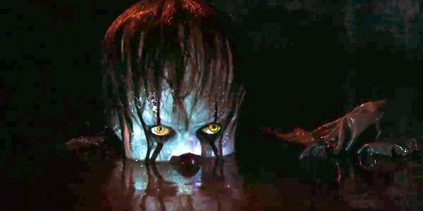 The First IT Trailer Will Scare You Witless