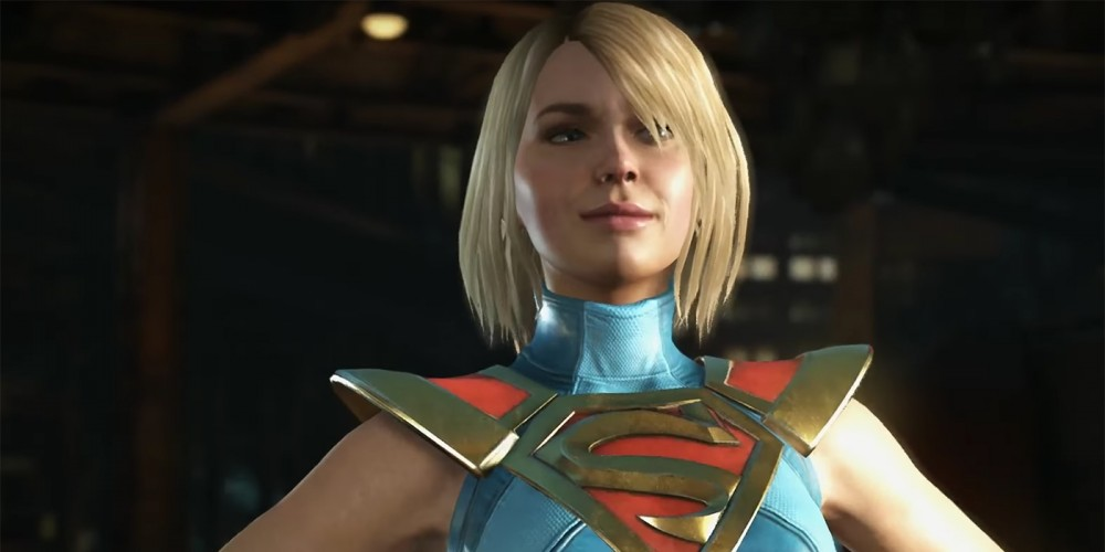 Supergirl Stands For Hope In The New Injustice 2 Trailer