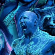 Here's Your Official IMAX Artwork For Guardians Of The Galaxy Vol. 2