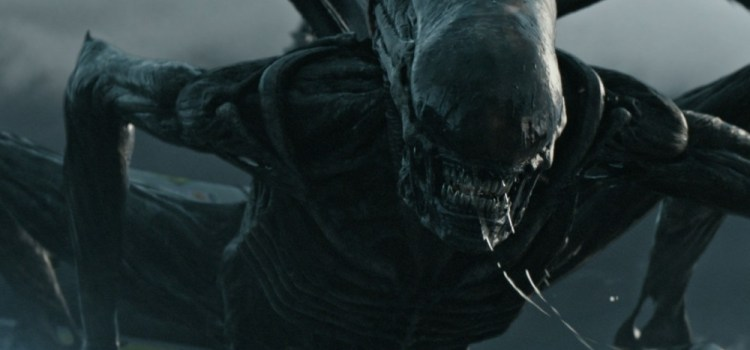 Haunting New Poster For Alien: Covenant Emerges