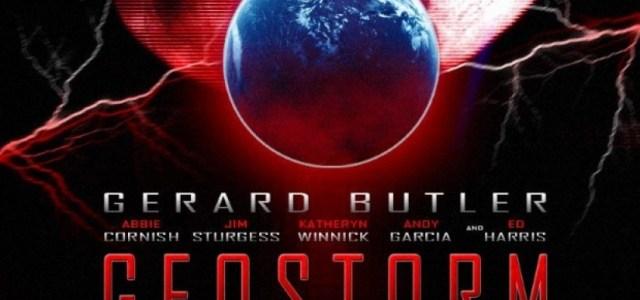 Geostorm Home Entertainment Release Details