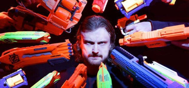Watch: Incredible John Wick Recreation With Nerf Guns