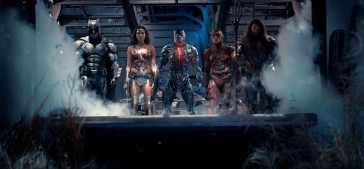Justice League Home Entertainment Release Details