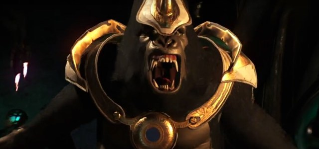 Villains Take Centre Stage In The New Injustice 2 Trailer