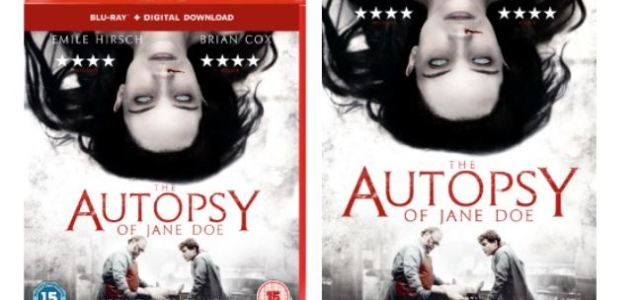 The Autopsy Of Jane Doe Home Entertainment Release Details