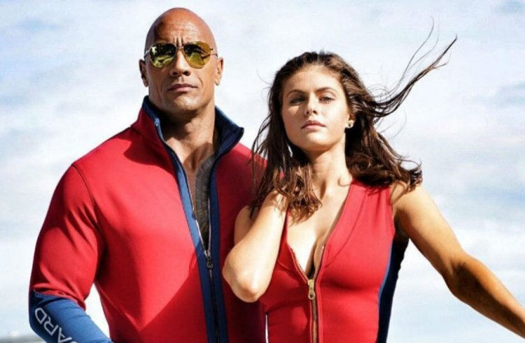 Win A DVD Copy Of Baywatch Starring Dwayne Johnson!