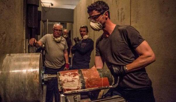 Competition – Win A DVD Copy Of The Hatton Garden Job!