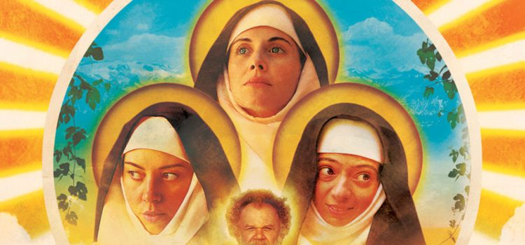 Nuns Rebel In The Hilarious Trailer For The Little Hours