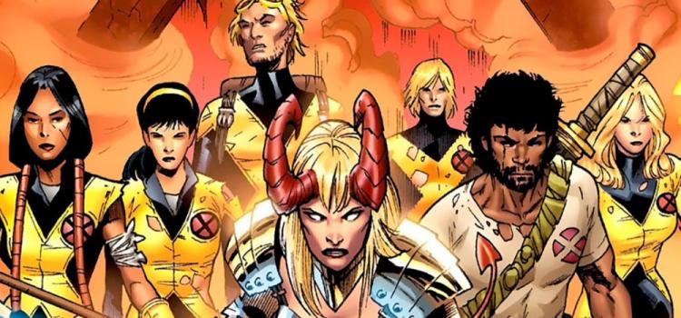 Netflix Stars Amongst Castings For X-Men: The New Mutants