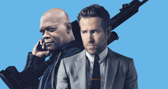 The Hitman Meets The Bodyguard In This Brand New Clip