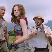 It's Back! Watch The Action-Packed Jumanji: Welcome To The Jungle Trailer