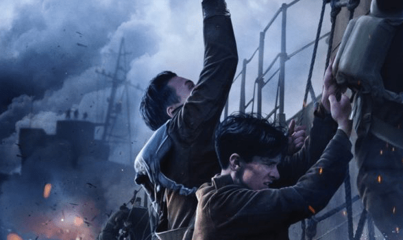 Dunkirk Lands Tense Extended TV Spot; Gains Largest 70mm Theatrical Release