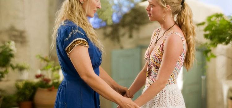 Watch: The Mamma Mia! Here We Go Again Wrap Reel