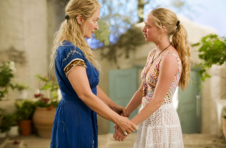 Watch: The Mamma Mia! Here We Go Again Wrap Reel
