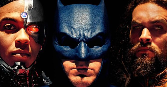 Watch: Epic Extended Justice League Trailer for SDCC