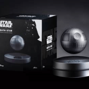 Check Out This Amazing Star Wars Levitating Speaker!
