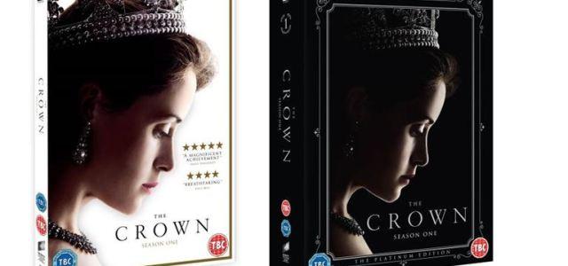 The Crown: Season 1 Home Entertainment Release Details