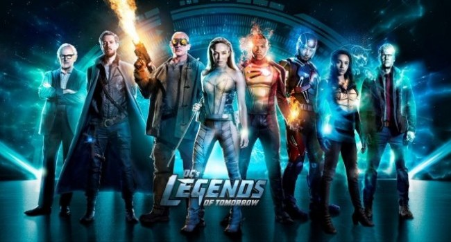 DC's Legends Of Tomorrow™: The Complete Second Season DVD Review