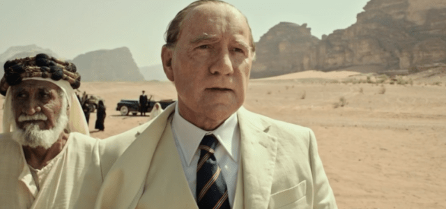 Kevin Spacey Looks Unrecognisable In All The Money In The World Trailer