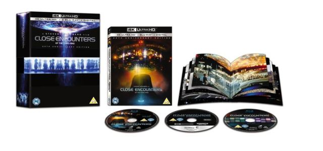 A Close Encounters Of The Third Kind 4K Restoration Gift Set Is Coming!