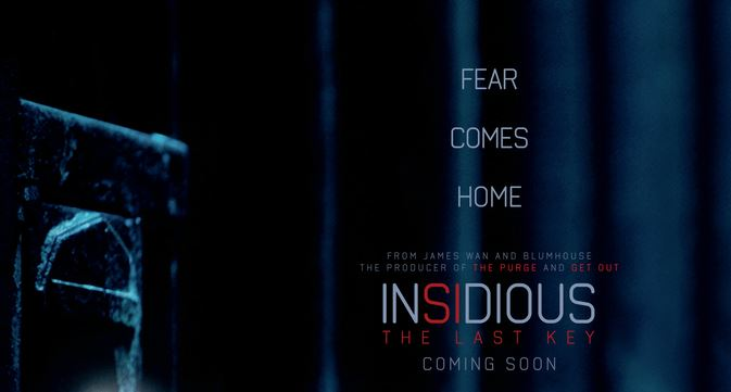 Terrifying First Trailer Arrives For Insidious: The Last Key