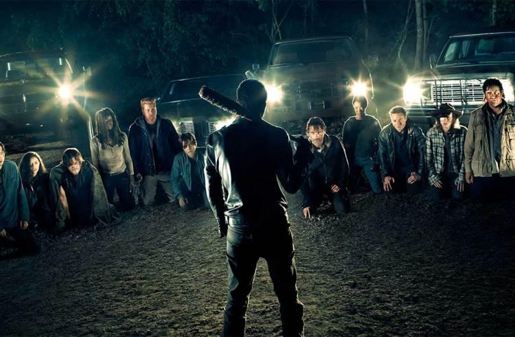 Win A DVD Copy Of The Walking Dead Season 7!