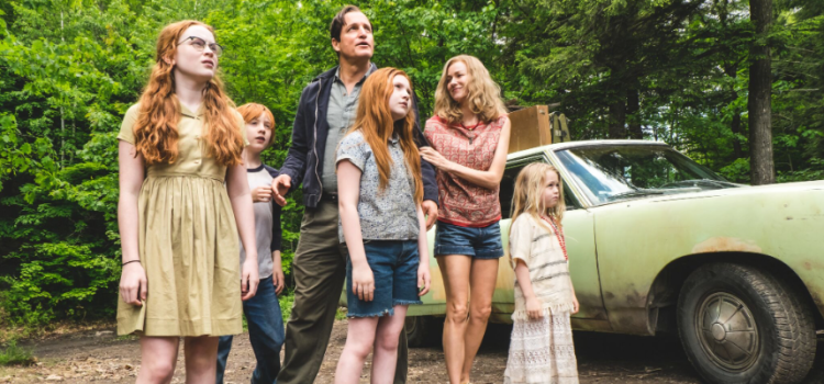Three New The Glass Castle Featurettes Arrive